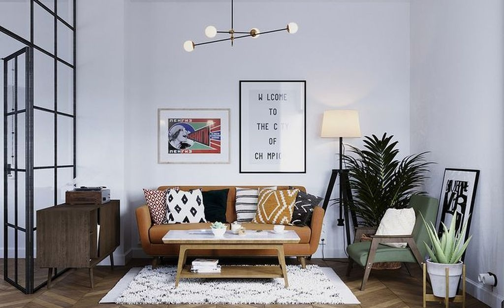 Latest Scandinavian Style Interior Apartment Ideas To Try 04