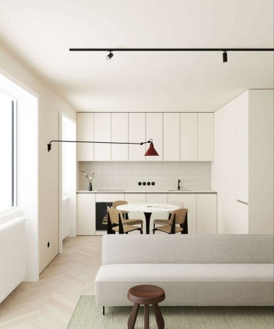 Latest Scandinavian Style Interior Apartment Ideas To Try 09