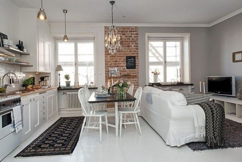Latest Scandinavian Style Interior Apartment Ideas To Try 13