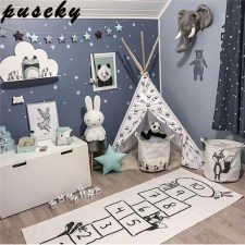 Superb Playful Carpet Designs Ideas To Surprise Your Kids 01