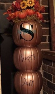 Unordinary Home Decoration Ideas For Fall To Try 29