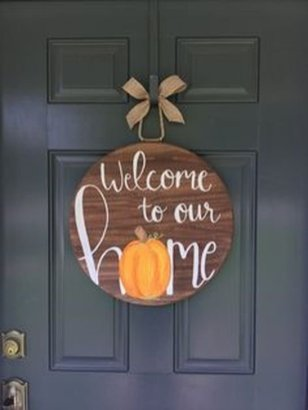 Unordinary Home Decoration Ideas For Fall To Try 43