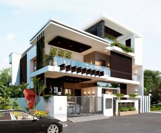 Unusual Home Exterior Designs Ideas That Look Clean And Dazzle 23