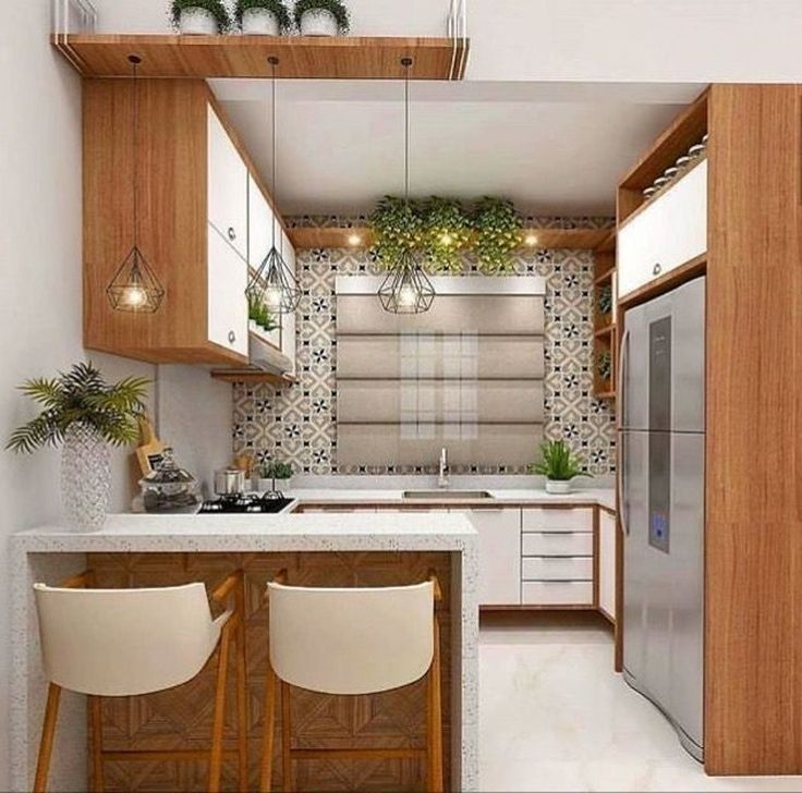 Casual Kitchen Design Ideas For The Heart Of Your Home 18