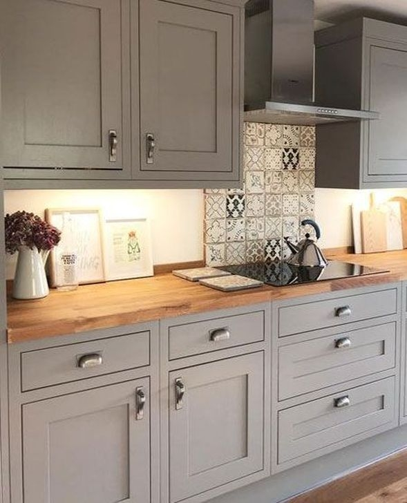 Casual Kitchen Design Ideas For The Heart Of Your Home 19