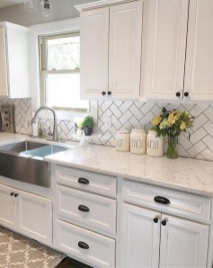 Casual Kitchen Design Ideas For The Heart Of Your Home 31