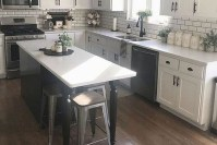 Casual Kitchen Design Ideas For The Heart Of Your Home 35