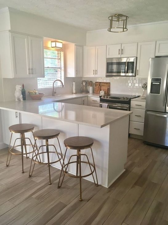 Hottest Small Kitchen Ideas For Your Home 13