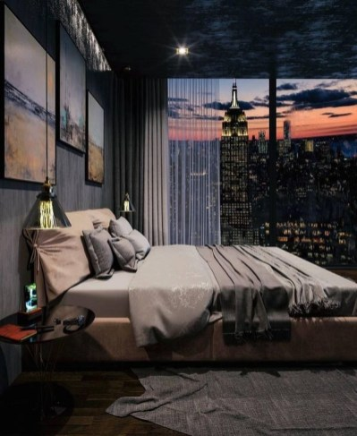 Rustic Penthouse Apartment Design Ideas For You 17