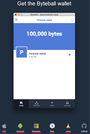 byteball wallet