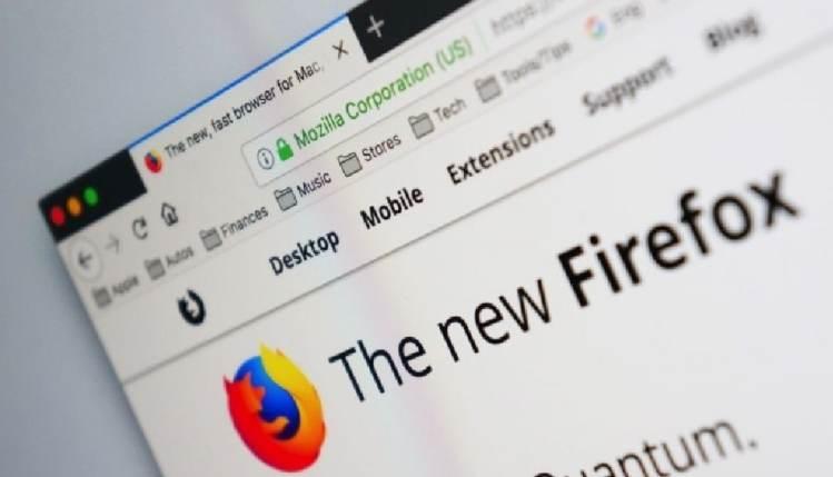 Mozilla Firefox vai combater scripts de mineração maliciosa