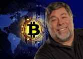 O co-fundador da Apple, Wozniak, obteve um lucro de 2.800% em Bitcoin (BTC)