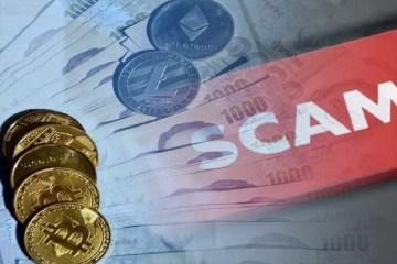 30 vítimas de Scam perderam cerca de US$ 1,34 milhões