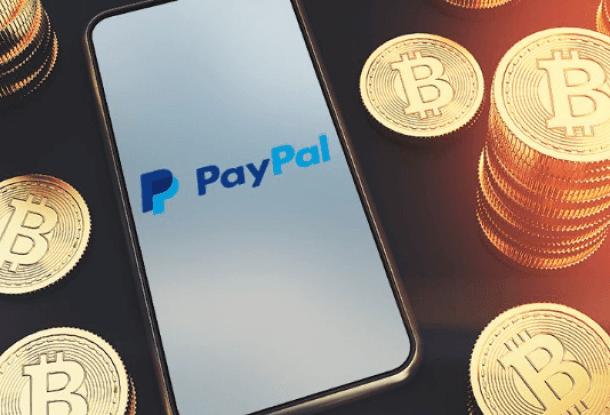 PayPal recua do setor de criptomoeda