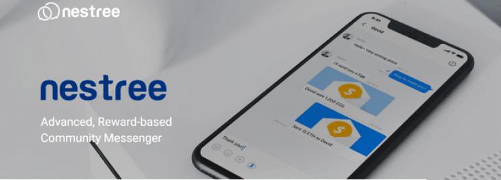 Novo Messenger baseado em Blockchain para Android e iOS com sistema de recompensas e carteira de criptomoedas