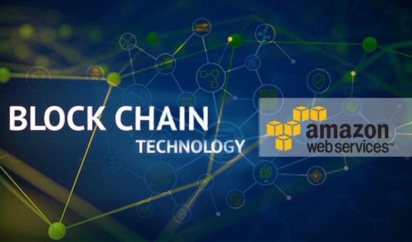 Próximo passo da Amazon na blockchain