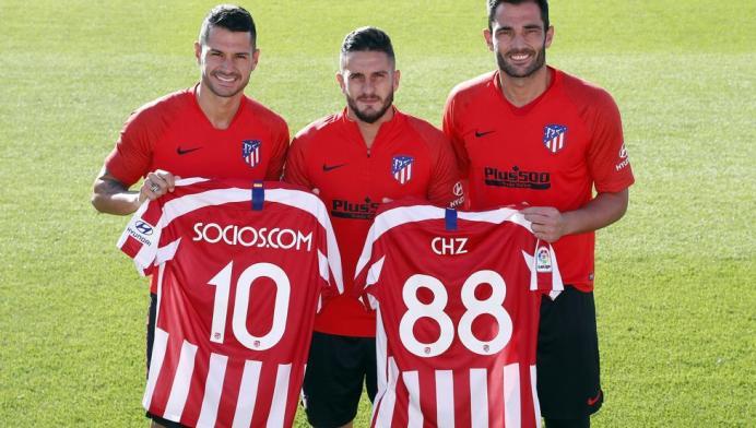 Atlético de Madrid lança criptomoeda para fãs via Socios.com