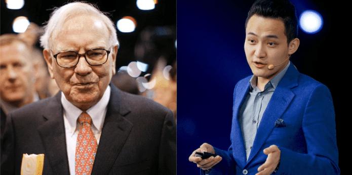 Trump ignora convite de Justin Sun para almoço de Warren Buffett