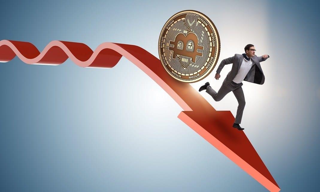 Veja por que o Bitcoin está caindo agora!
