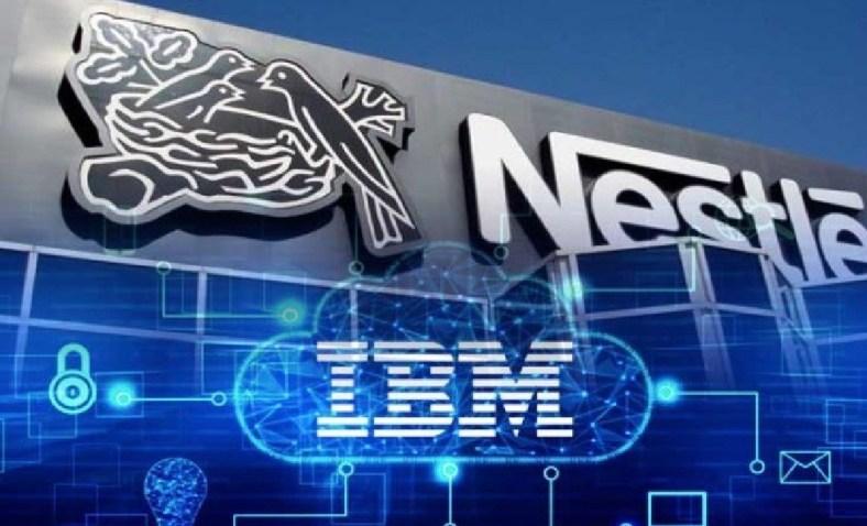 Nestlé expande blockchain para mais produtos