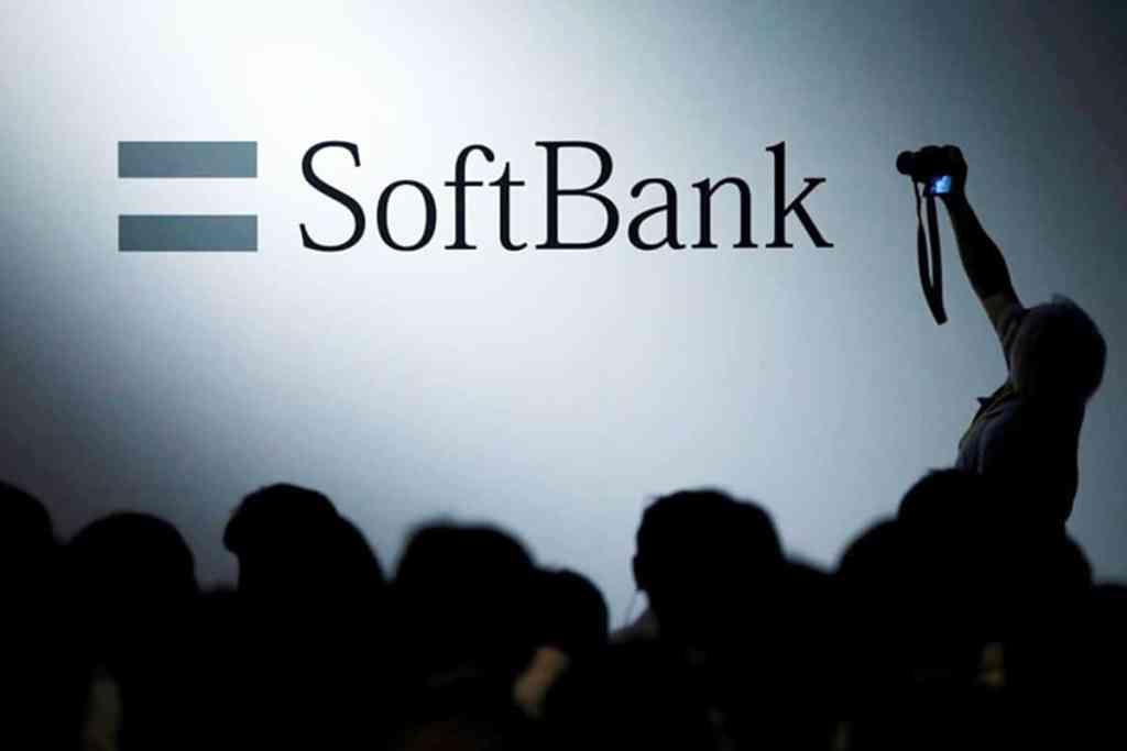 SoftBank registra piores perdas da história