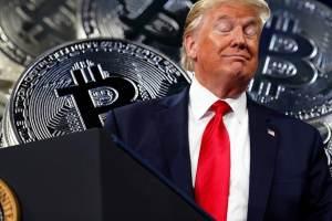 Trump ajudará contra as proibições online de criptomoedas?