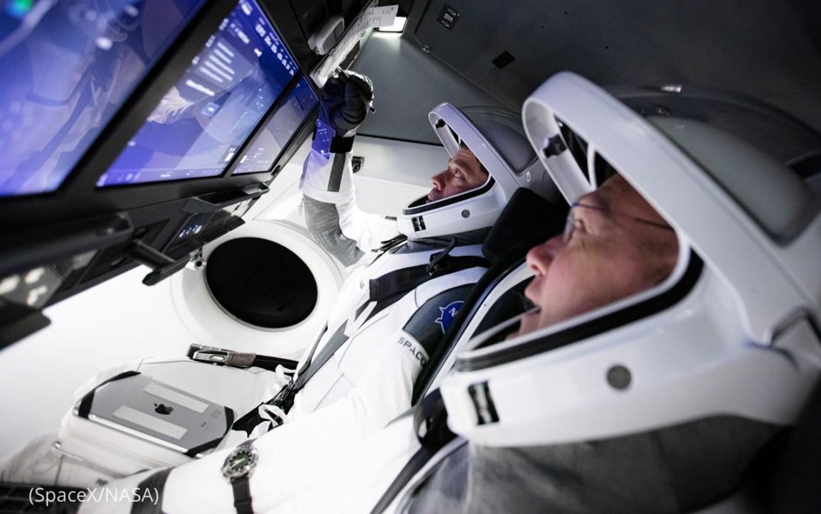 Lançamento da SpaceX no mundo VR baseado no Ethereum