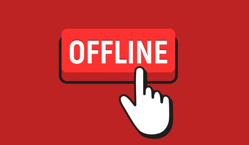 Coinbase é acusada de ficar offline subitamente por vontade própria