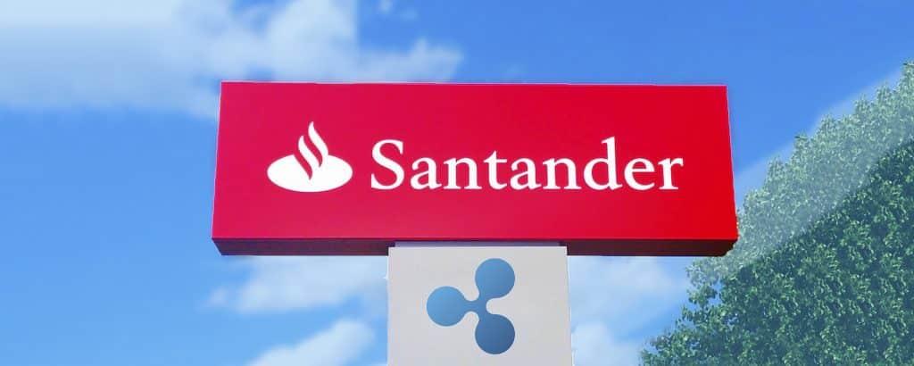 Santander faz parceria com a Ripple para aprimorar os pagamentos internacionais