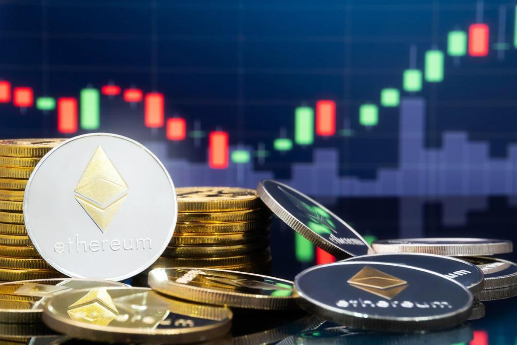Taxas de Ethereum mais altas que Bitcoin recorde de dois meses consecutivos