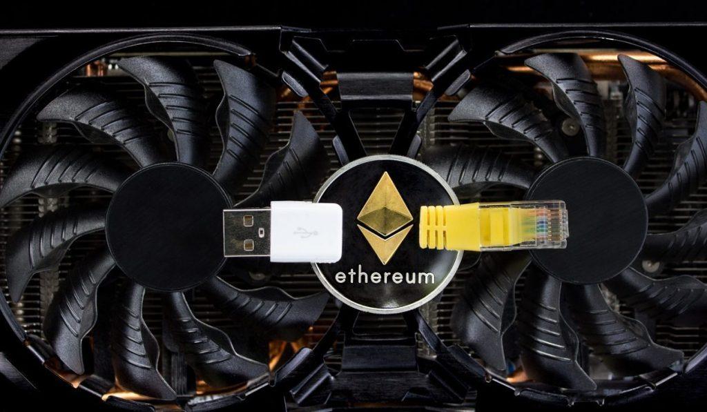 Mineradores de Ethereum estão se livrando da criptomoeda