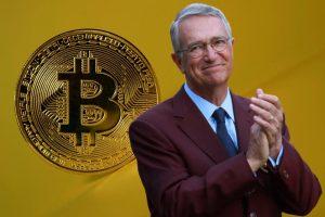 Um dos homens mais ricos do mundo acaba de investir em Bitcoin