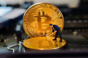 Democratização da taxa de hash do Bitcoin e mineração