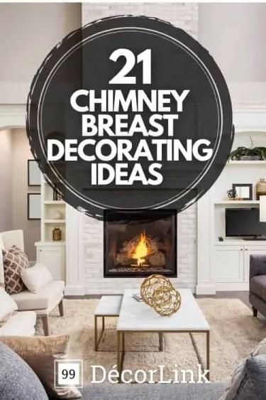 Chimney Breast Decorating Ideas pinterest