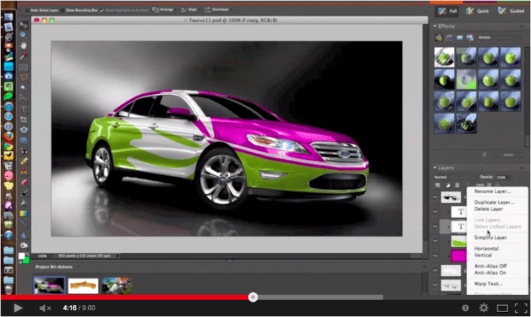 5 tips to get you started in vehicle wrap design Create the design