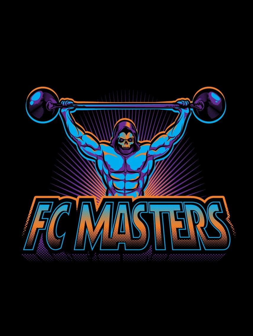 He-man 70s inspired t-shirt design
