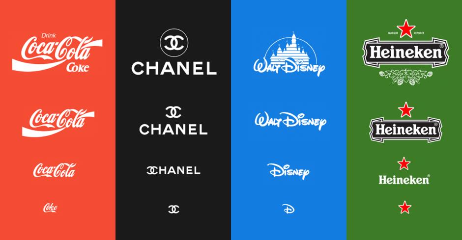 Responsive logo concepts by Joe Harrison