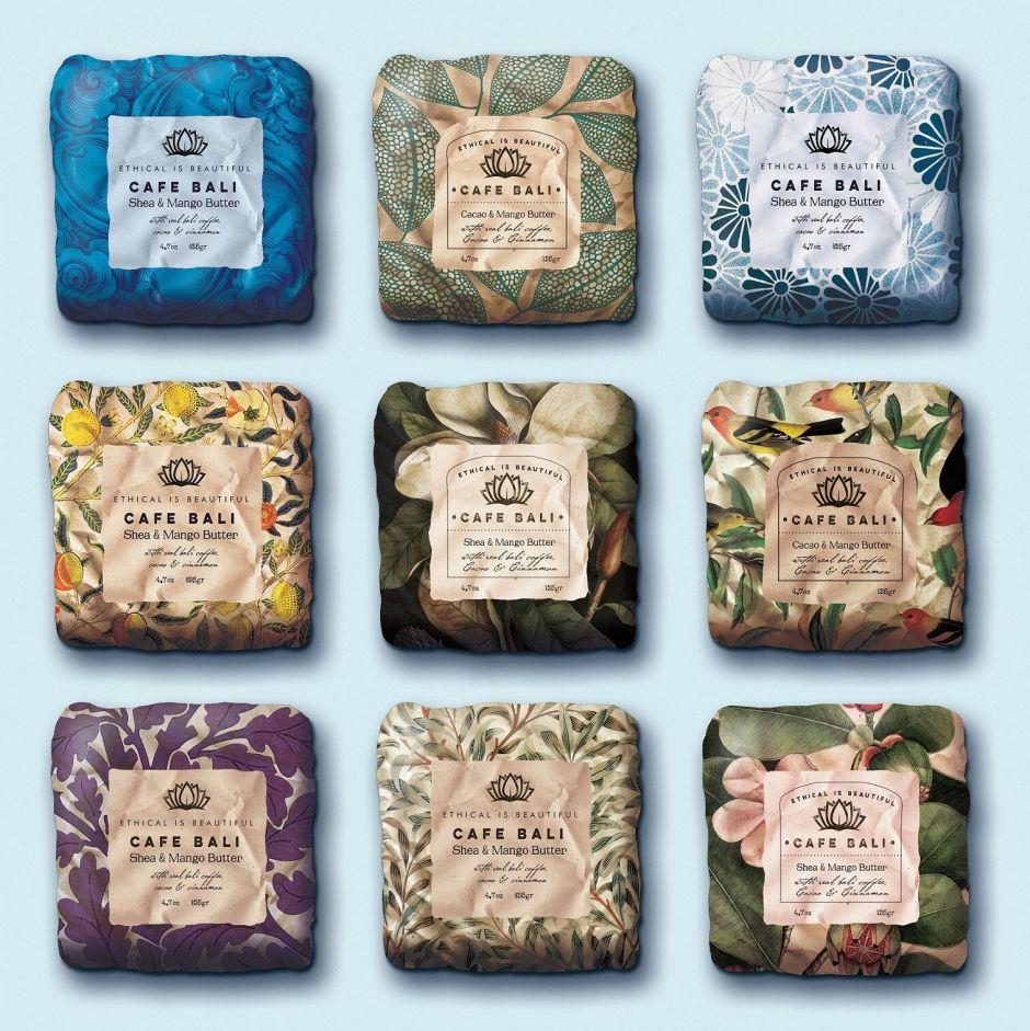 soap bar packaging