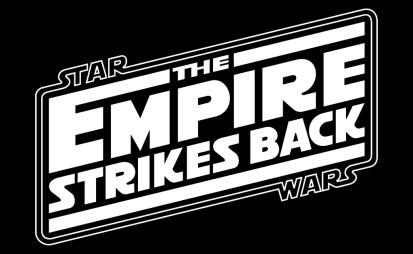 Star Wars: The empire strikes back logo