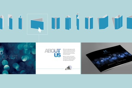 How to design a brochure  the ultimate guide   99designs brochure design options