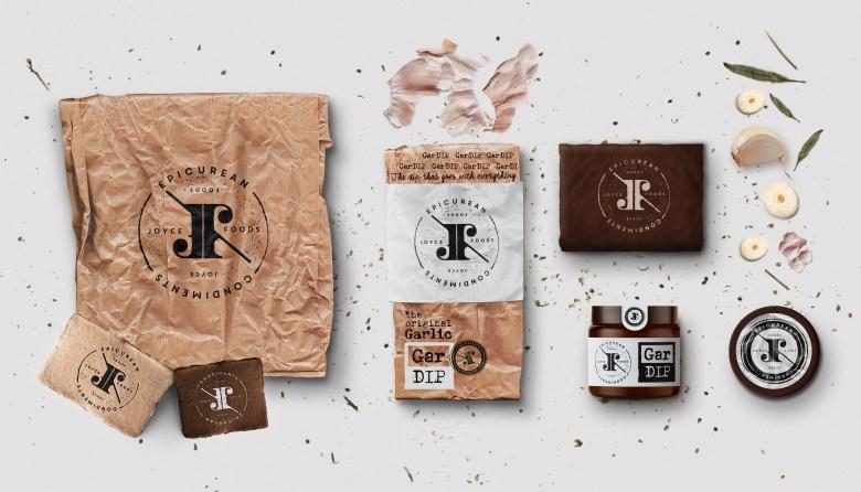 Logo design for Joyce Foods