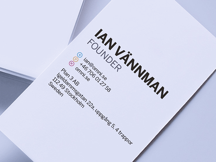How To Design A Business Card The Ultimate Guide 99designs
