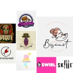 42 Tasty Food Logos That Will Make Your Mouth Water 99designs