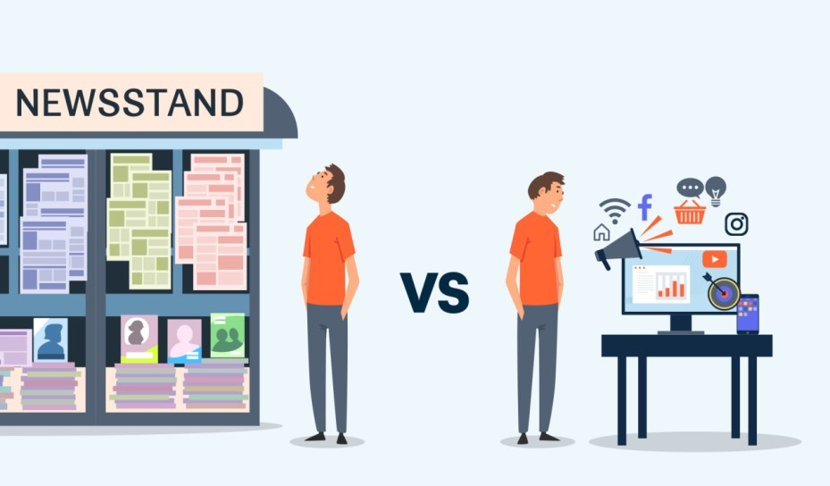 Learn about the various strategies that encompass it and which ones may work best for you. Digital marketing vs. traditional marketing: what's the ...