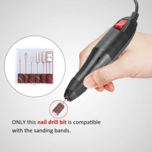 Cadrim Machine Nail File Drill Set