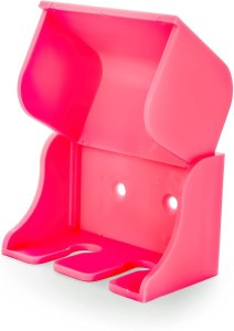 Camco Toothbrush Wall Mounted Holder With Cover