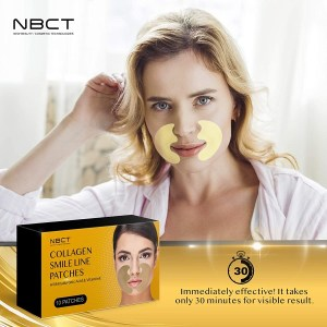 NBCT Smile Line Patch Anti-Wrinkle Facial Strips