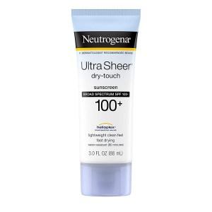 Neutrogena Ultra Sheer Dry Touch Waterproof