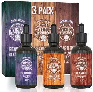 Beard Oil Conditioner 3 Pack