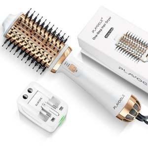Plavogue best Blow Dryer Brush for Curly hair
